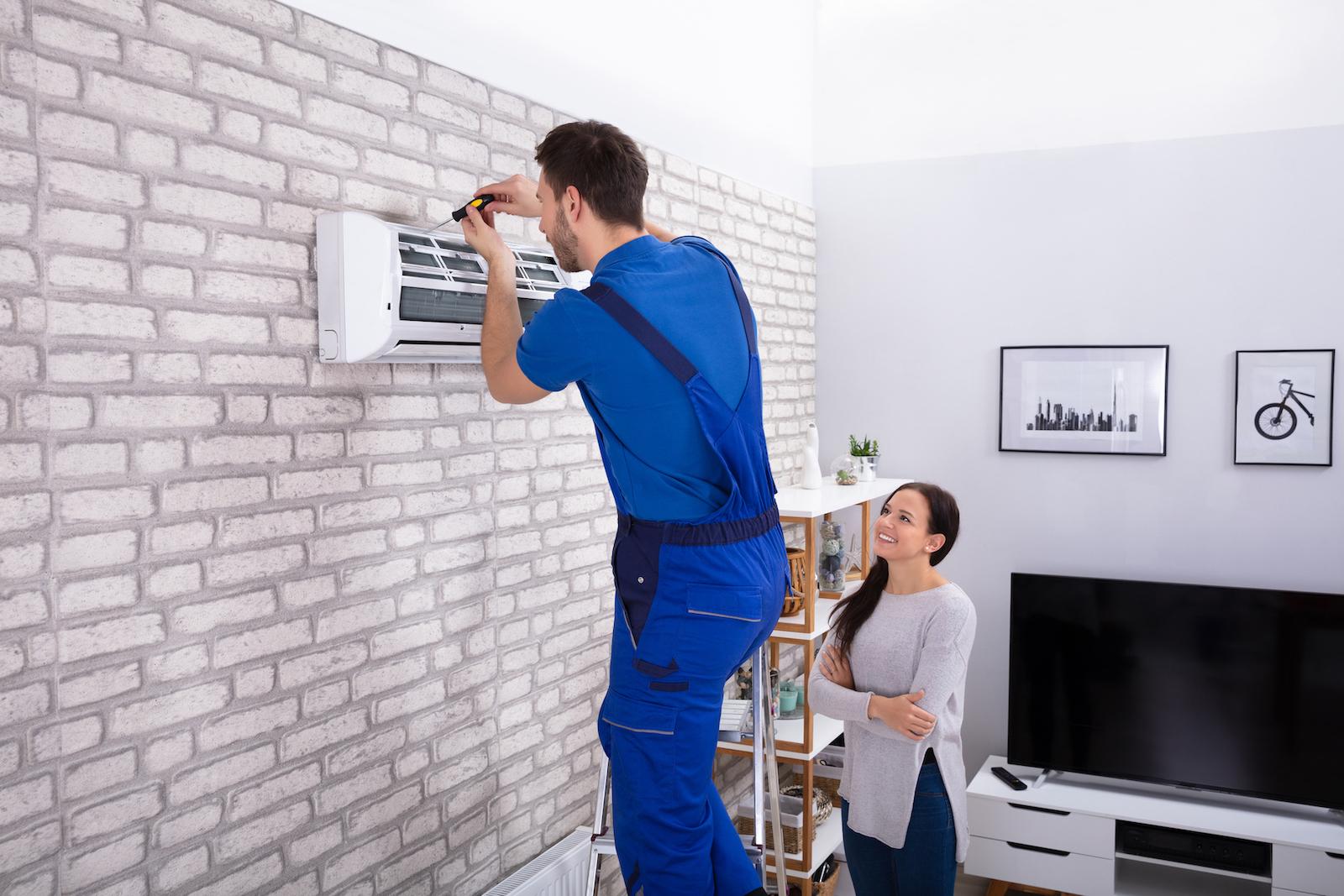 incarcare freon aer conditionat apartament